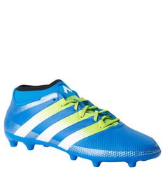 adidas Performance ACE 16.3 Primemesh FGAG Fussballschuhe Outdoor Schuhe Fußball Men Schuhe Fußballschuhe