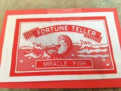 Fortune Telling Fish - Are You In Love? I loved these when i was growing up! Getting one for you next valentines day Potet Potet Marie Science Topics, Mad Science, Science Ideas, Science Experiments Kids, Science Valentines, Valentines Day Activities, Valentine Ideas, Candy Cigarettes, Steve Spangler Science