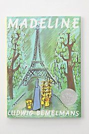 Madelinne was also a favorite book from my childhood.