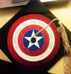 What I want on my cap for graduation