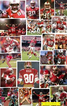 The Goat Jerry Rice