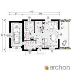 Dom w zielistkach (GT) Floor Plans, Projects