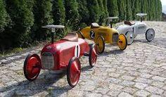 #Jeździki dla dzieci #Vilac   Vilac metal cars   #ZabawkiOgrodowe #RuchToZdrowie
