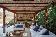 Revista Arquitetura e Construção - Sobrado carioca aproveita ligação com o verde