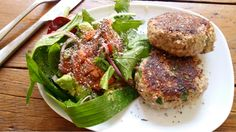 Paleo Lamb Burgers - I am always a big fan of cooking at home for myself and others, and there's no one I love to cook more for...
