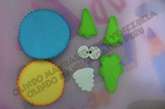 Manualidades en foami, fofuchas, fomy  goma eva How To Make, Crafts, Animals, Jelly Beans, Activities, Patterns, Manualidades, Handmade Crafts, Craft
