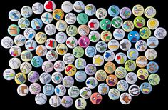 Choose your own magnets by SallySuesShop on Etsy, $1.25