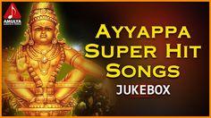 Ayyappa Super Hit Songs Collection   Telugu Devotional Folk Songs Jukebo...