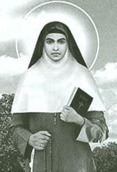 Santoral Virtual: 28 de julio, día de Santa Alfonsa de la Inmaculada Concepción Muttathupadathu