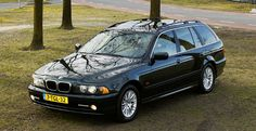 Autotest 2001 BMW 525d Touring E39 - http://www.driving-dutchman.com/autotest-2001-bmw-525d-touring-e39/