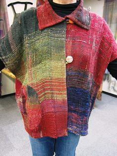 手織適塾さをり 横浜通信 -さをり織り情報ブログ |ミニギャラリーのお知らせ&教室にて・・・