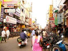 Pondicherry City Street