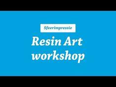 Altijd al willen weten hoe je Resin Art maakt? In de epoxy workshop Resin Art legt Leen je uit hoe je dit doet en geeft je handige tips voor thuis! Resin Art, Epoxy, Workshop, Atelier, Work Shop Garage