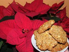 Almás-fahéjas-kókuszos zabkeksz - Kockalány konyhája Paleo, Beach Wrap, Paleo Food