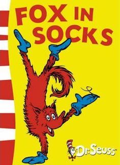 Booktopia has Fox in Socks, Level 2 Green Back Books by Dr. Buy a discounted Paperback of Fox in Socks online from Australia's leading online bookstore. Evil Children, Best Children Books, Childrens Books, Young Children, Toddler Books, Good Books, My Books, Dr. Seuss, Tongue Twisters