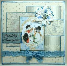 Carocards: Christmascard/kerstkaart