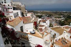 white- washed houses, Mojacar Pueblo Almaira Spain