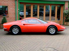 Ferrari Dino 246 GT L-Series LHD › Ferrari for Sale › Showrooms › JD Classics