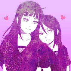 Hinata and Hanabi