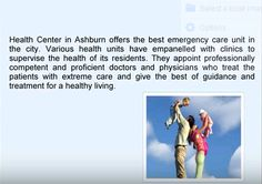 At Loudoun Walk In Medical Center, we provide many services for both adults and children (as young as infants) that are non-life threatening. The following is a list of, but is not limited to all of the services that we offer: Urgent care: Minor injuries Allergies Sprains/simple fractures Minor burns Bumps and bruises Colds and &hellip- If have any query then  visit this website- http://loudounwalkin.com