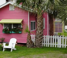 Tybee Island Cottage...stayed here a few years ago. Lovely and only 99 steps to the beach...literally!