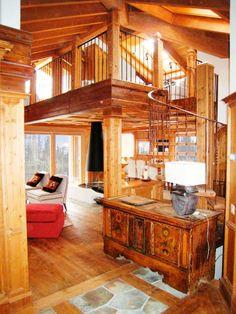 St. Moritz, Switzerland - Luxury Chalet - Dotti Interior Design