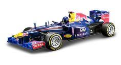 Red Bull Racing RB9 Radio Remote Control Maisto 1:24 Scale RC Formula 1 F1 Car