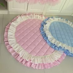 """Résultat de recherche d'images pour """"carpet room pink ruffle"""""""