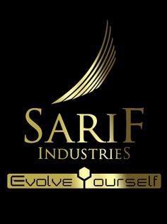 Sarif Industries T-shirt - Evolve Yourself