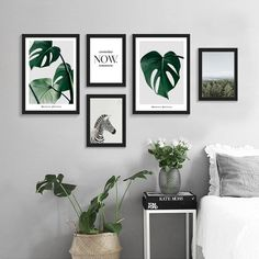 Posters And Prints Wall Art Canvas Painting Wall Pictures For Living Room Green Cuadros Nordic Decoration Art No Poster Frame #walldecor #interiordesigner #homedecor #wallartprints #artdecor #artprint #canvasphotoprints #wallartdecor #wallpainting