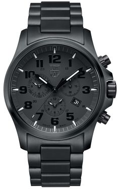 LAND, Atacama Field Chronograph Alarm | Luminox Watch USA