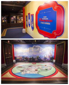 """'Inside Shanghai Disney Resort' Gallery Opens at Epcot 