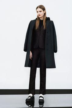 Jil Sander Navy   Fall 2014 Ready-to-Wear Collection   Style.com #Minimalist #Minimalism #Fashion