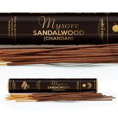 Supplier of Mysore Sandalwood Chandan Premium Incense Sticks in USA - Vedicvaani Home Altar, Mysore, Incense Sticks, Fragrance, Perfume, Houses
