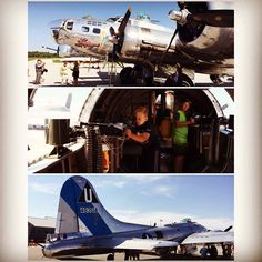 Only a few more days left to view the #historic #B-17 #wwii  #bomber #flyingfortress at #lakesimcoeregionalairport! See the #sentimentaljourney, one of only 10 remaining of this #aircraft type as part of the #flyinglegendsofvictory tour. Take a walk in and around the #airplane and if you're feeling adventurous, you can even schedule a #ride until this Sunday! Open for viewing 10am till 7:30pm. #getoutandplay #visitbarrie #barrieadventure