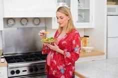 Aprenda a controlar el peso en el embarazo
