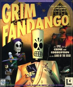 Actual Game Grim Fandango 1-Click Install Windows 10, 8, 7, Vista, XP (LucasArts 1998) MY PROMISE My games are genuine, install in one step, look, sound and play in Windows 10, 8, 7, Vista and XP like