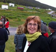 Susan Wood at the 2 Rooms summer 2015 opening. Susan's art is being featured as part of the Nature Factory exhibition. Come to our gallery in Duntara, NL and check it all out.