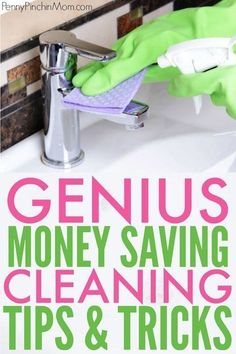 Ive got some easy things you can do to save money on household cleaners. Ive got some easy things you can do to save money on household cleaners. Best Money Saving Tips, Ways To Save Money, Money Tips, Saving Money, How To Make Money, Cleaning Spray, Diy Cleaning Products, Cleaning Hacks, Homemade Products