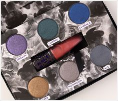 Urban Decay Dangerous Eyeshadow Palette (2012) Review, Photos, Swatches