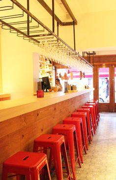 Comptoir Pepete & Ronron in #Brussel www.newplacestobe.com