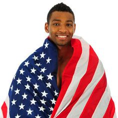 Cullen Jones - u.s. Olympic swimmer
