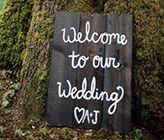 Rainy And Ravishing Rustic Wedding