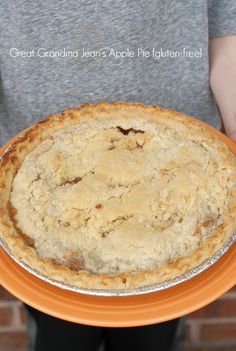 Great Grandma's Apple Pie recipe - BoulderLocavore.com