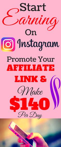Copy Paste Earn Money - How to make Money On Instagram - The Best Way to Make Money Online Fast using instagram ! Start making money online in 2017 with the best way to earn passive income online from home. Work from home and earn $140 per day with genuine method. Click the pin to see how >>> - You're copy pasting anyway...Get paid for it.