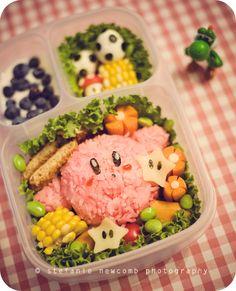 Kirby Bento