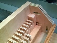 The Wood Knack: Simple and Easy Box Joint Jig