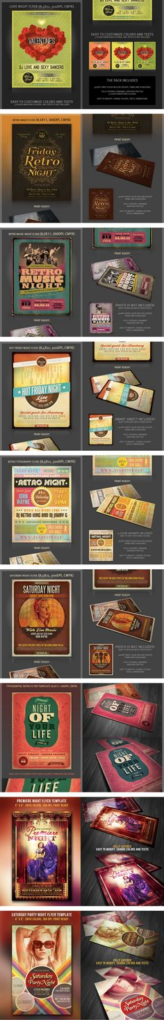3800+ Retro & Vintage Ready-To-Print Graphic Design Resources valued $1123 USD Only for 25$ (98%Off) - ByPeople