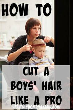 How to Cut a Boys Hair Like a Pro Want to save money by cutting your boys' hair at home? This tutorial provides simple instructions offered by a professions.Cut a boys hair like a pro! How To: Modern Boy's HairThe simple solution, grayHow to cut boys hair Boy Haircuts Short, Little Boy Hairstyles, Toddler Boy Haircuts, Trendy Boys Haircuts, Haircut Tip, Baby Haircut, How To Boys Haircut, Cut Hair At Home, Boy Cuts