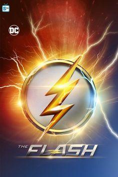 The Flash season 3 logo poster